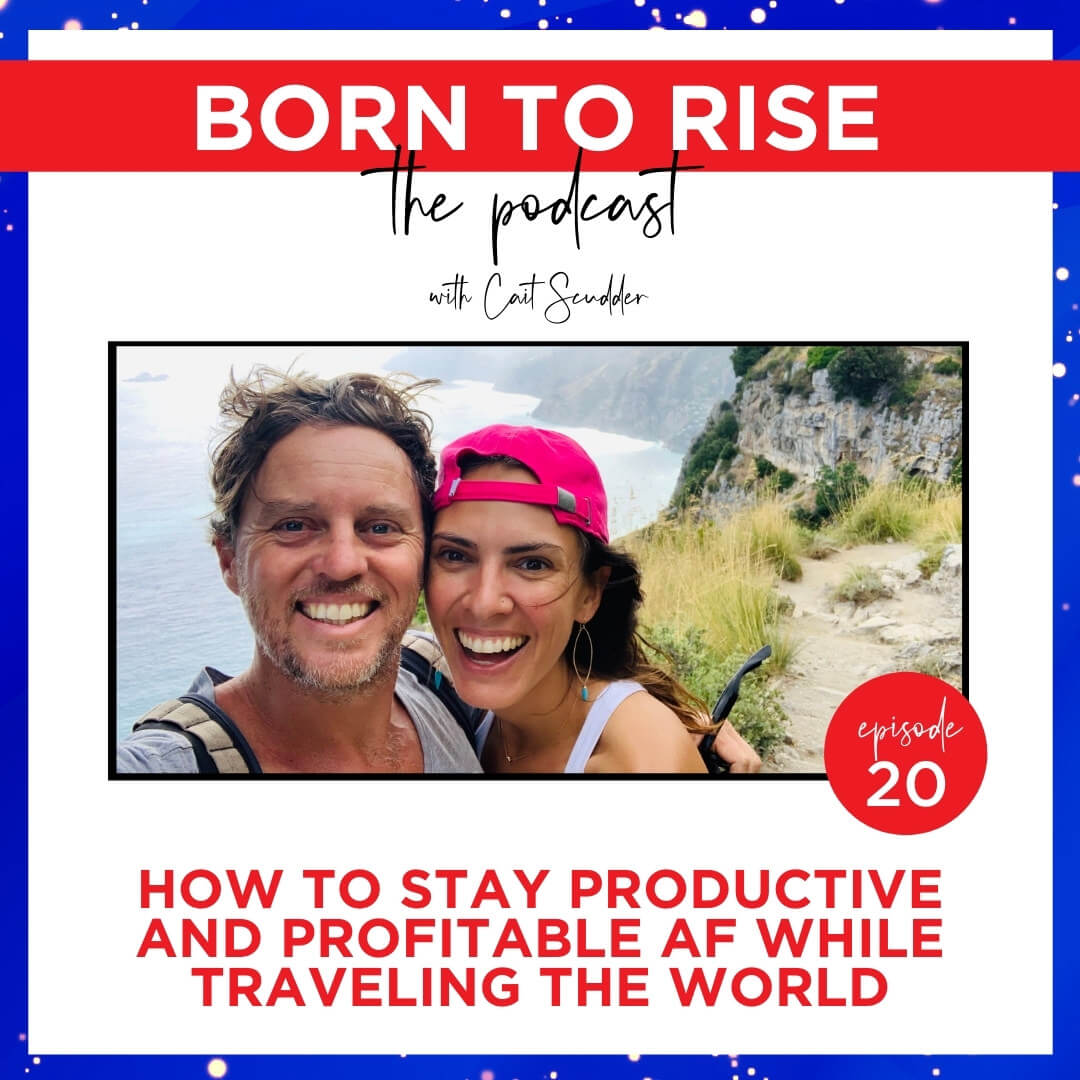 female entrepreneur podcast episode graphic